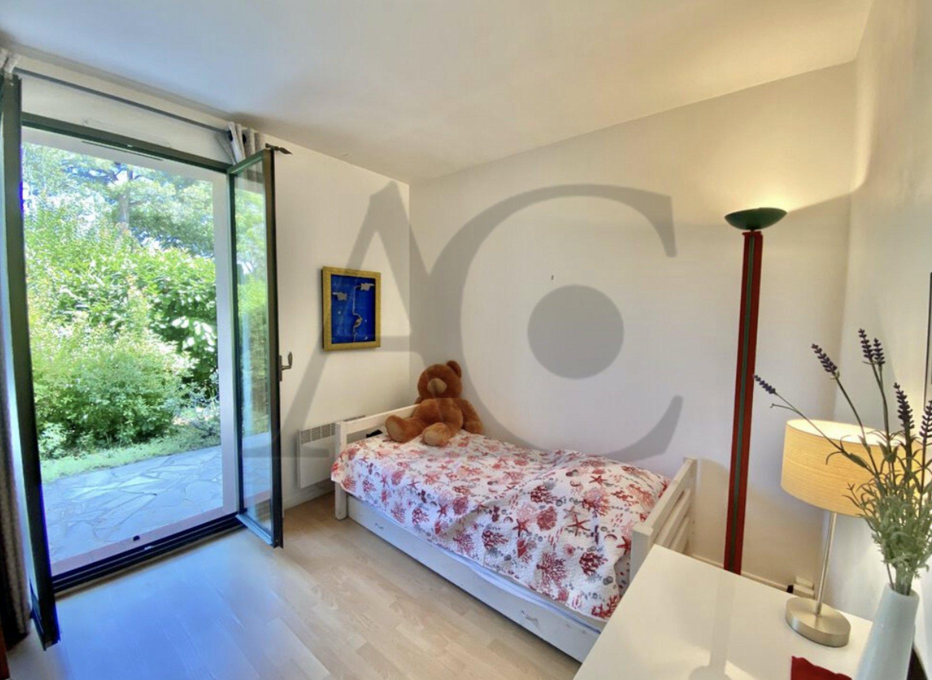 Appartement 4 Pièces en Rez-de-Jardin