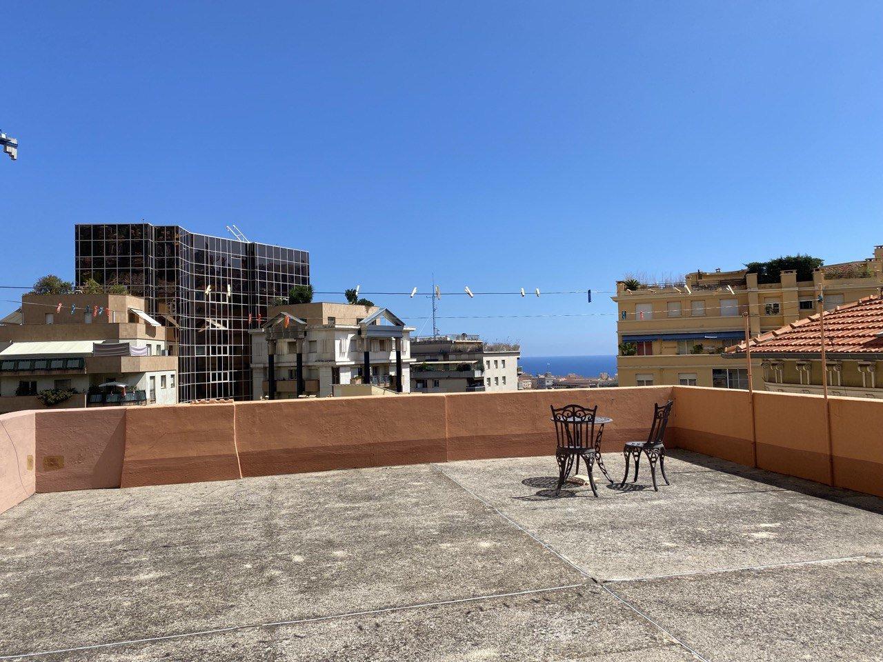 Verkoop Appartement Monaco Jardin Exotique
