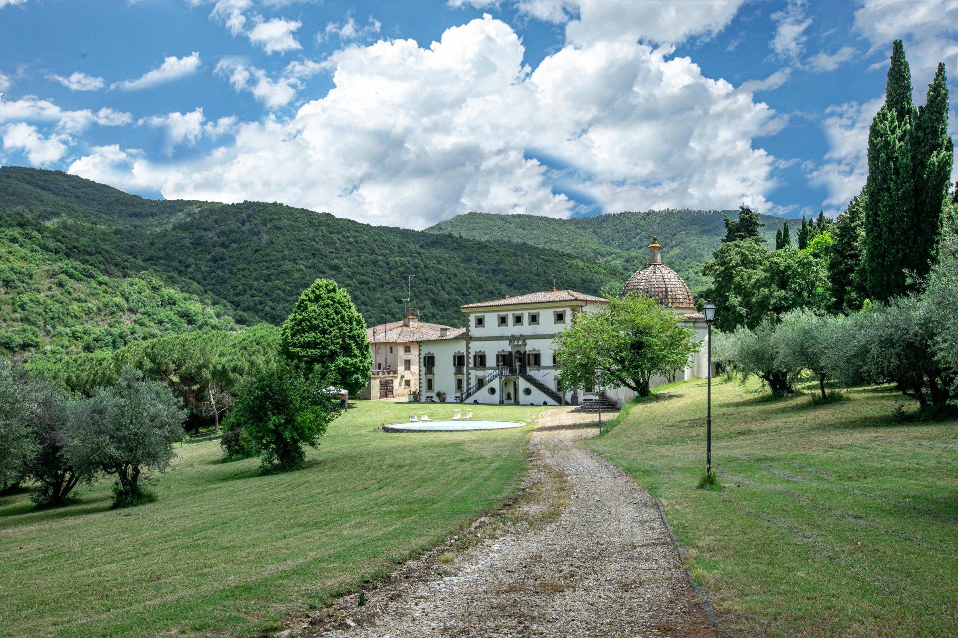Sale Villa Greve in Chianti Cintoia