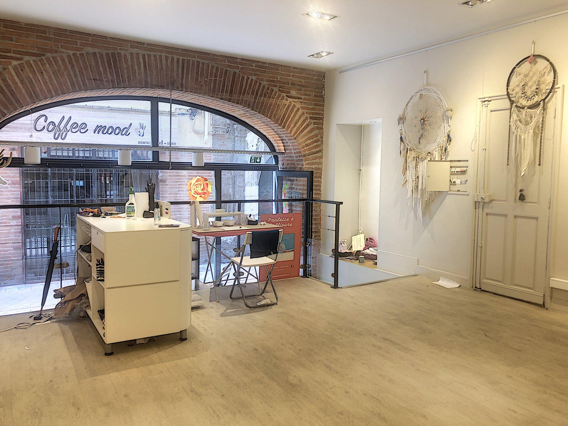 Rental Premises - Perpignan Centre Ville