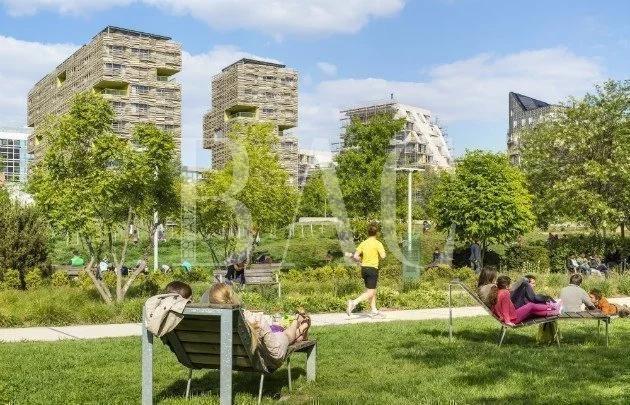 Appartement familial de 3 pièces à proximité du Parc Clichy-Batignolles - Martin Luther-King