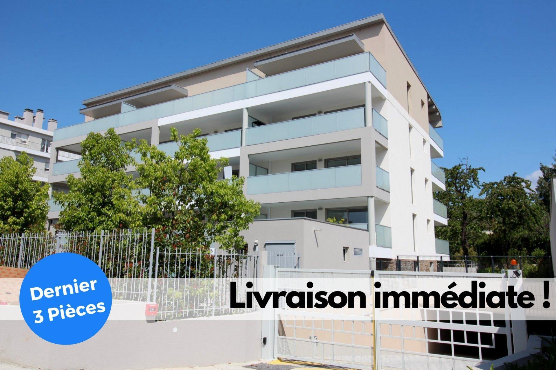 3 pièces avec terrasse et parking Nice - Cimiez
