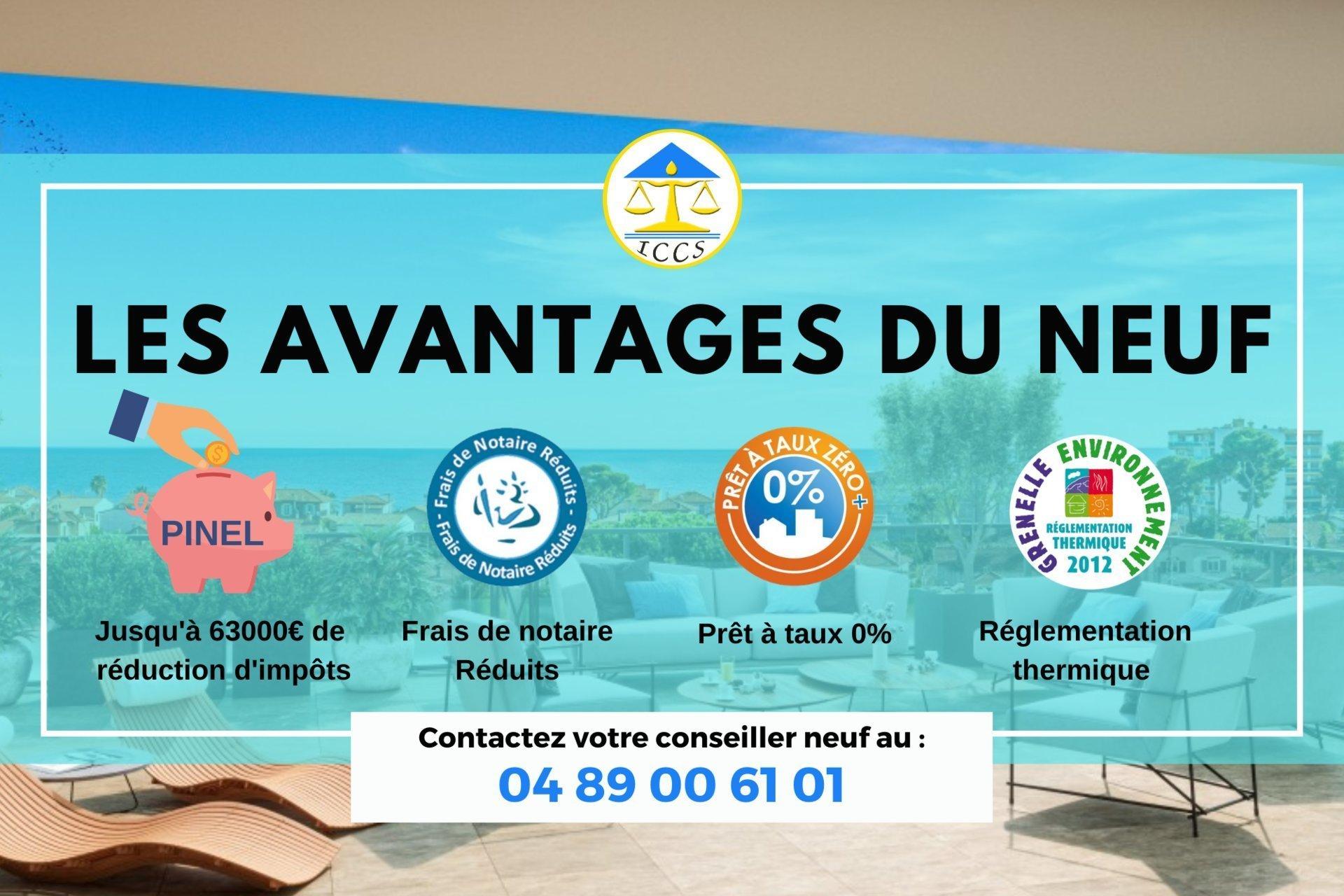 Grand T3 Rez-de-jardin et parking - Saint-Pancrace