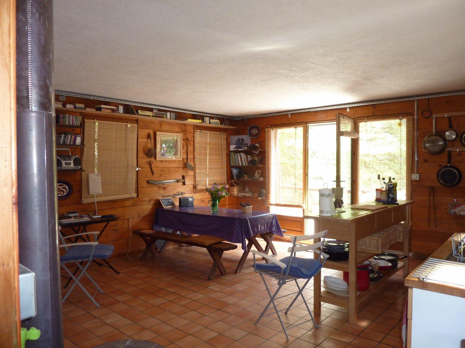 Vente Grange - Saint-Dalmas-le-Selvage