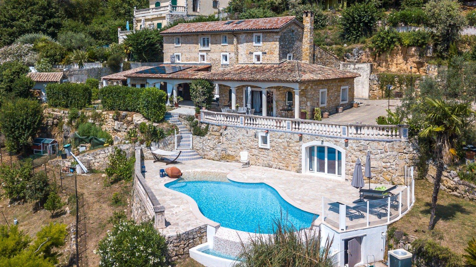 Venta Villa - Le Rouret - Francia
