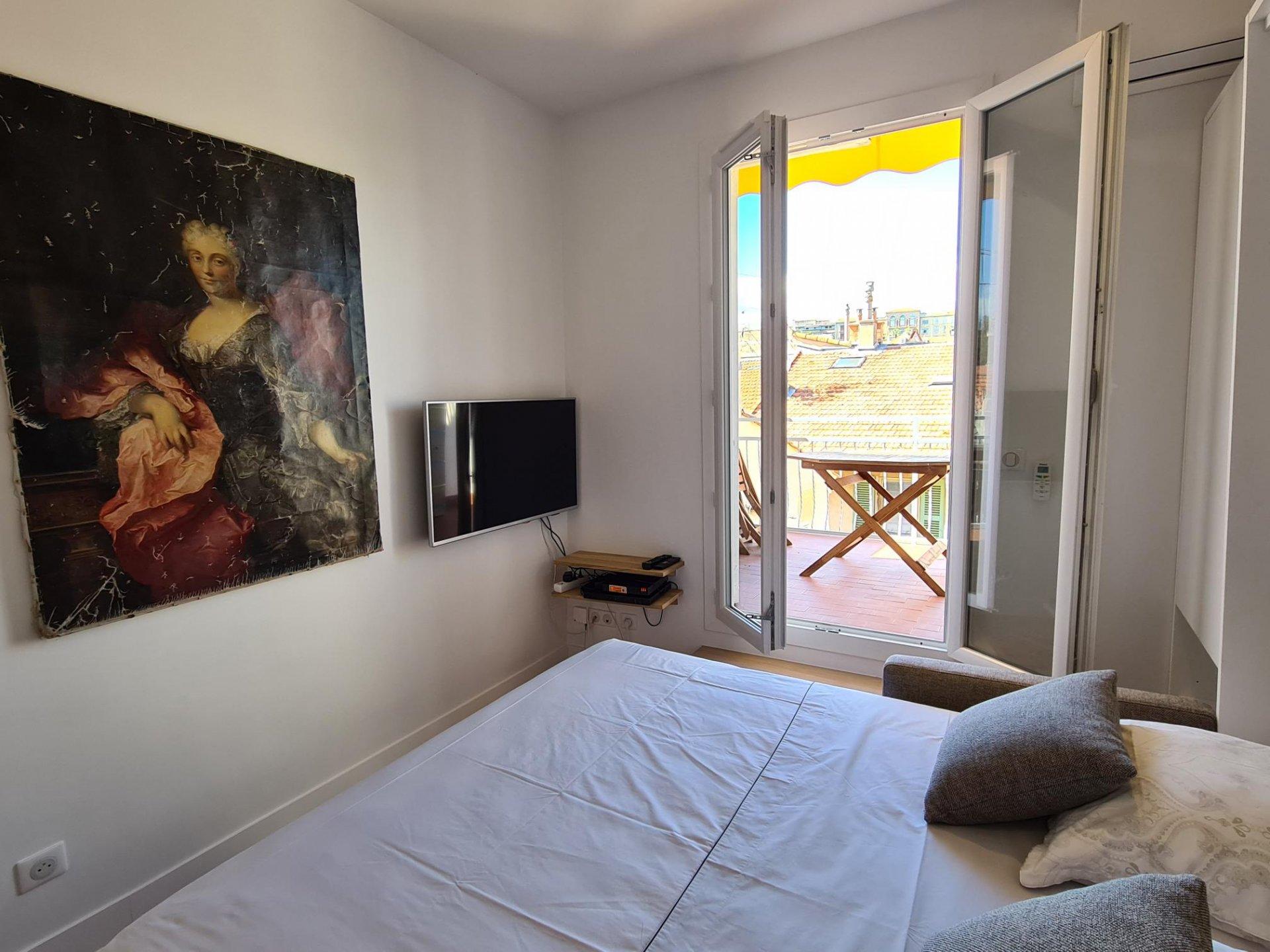 Seasonal rental Studio - Cannes Suquet