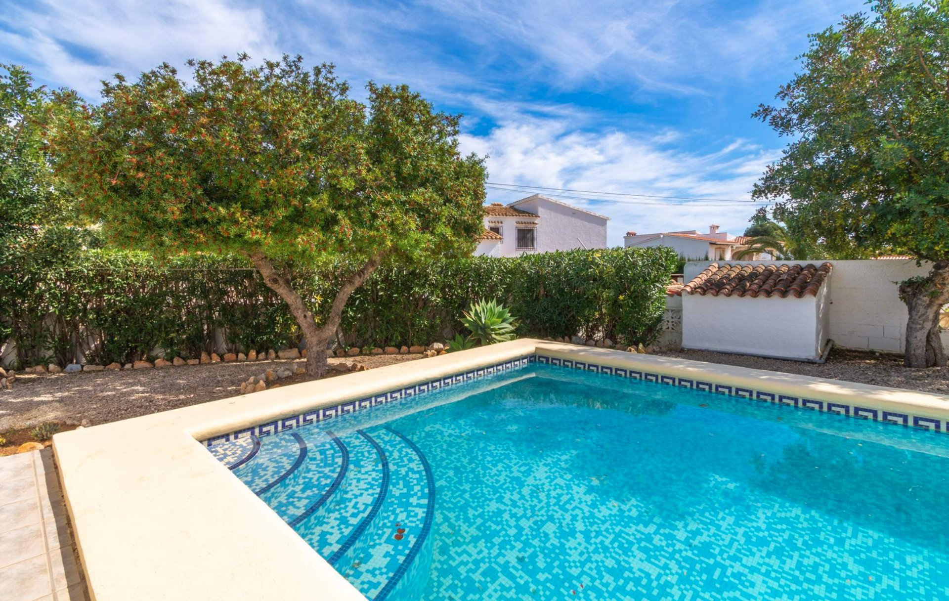 Belle villa à vendre à Benissa Costa