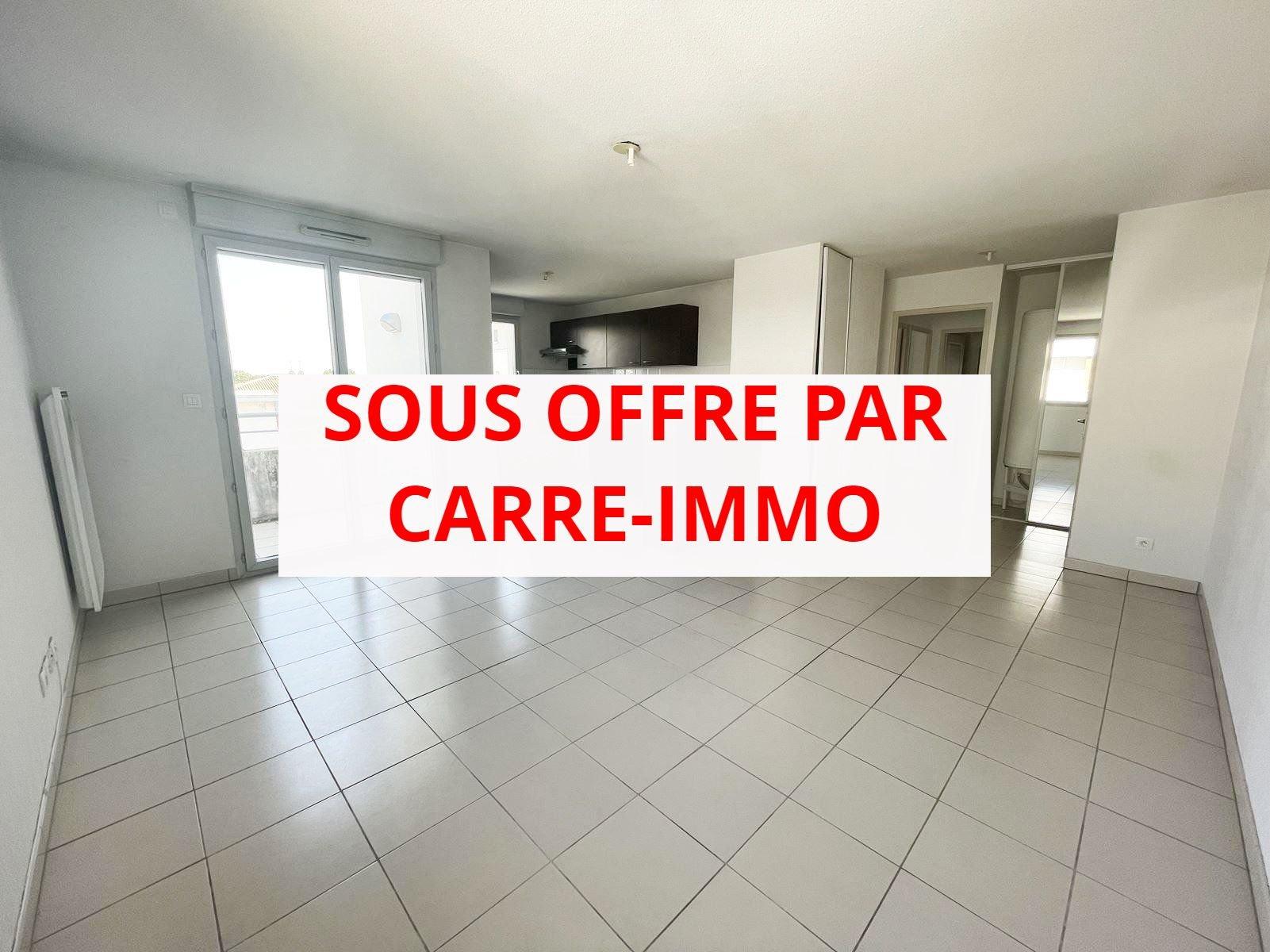 Appartement T3 - 57m² - 31200 TOULOUSE SEPT DENIERS
