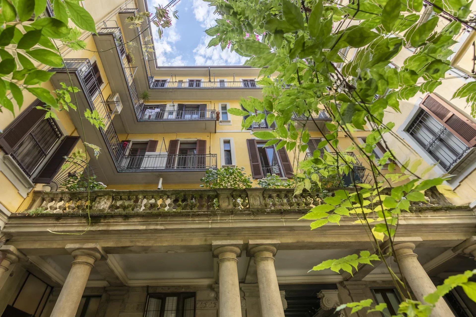 Rental Apartment Milano Corso Magenta