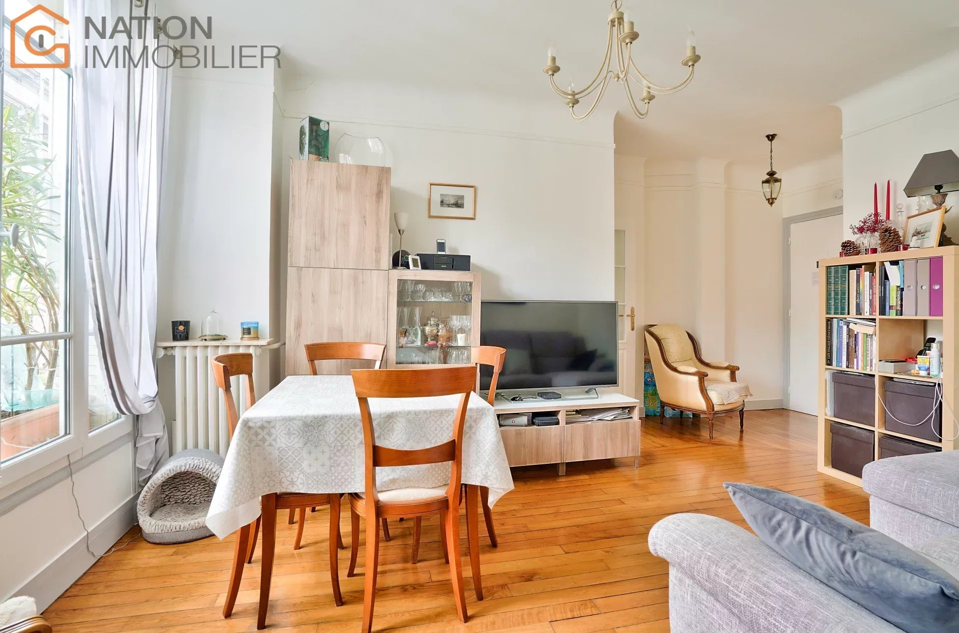 Sale Apartment - Paris 11th (Paris 11ème) Sainte-Marguerite