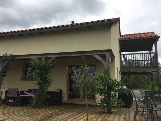 A vendre Maison de campagne près d'Abzac en Charente