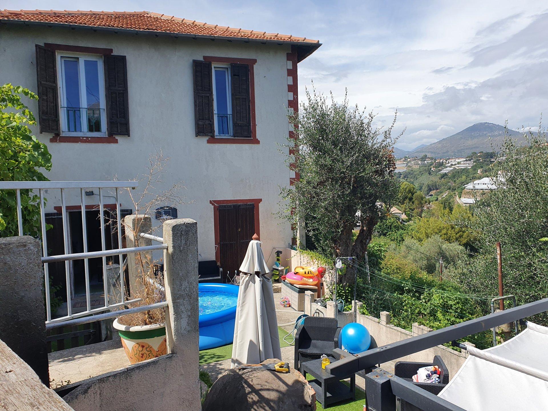 Villa Nice St Pierre de Feric