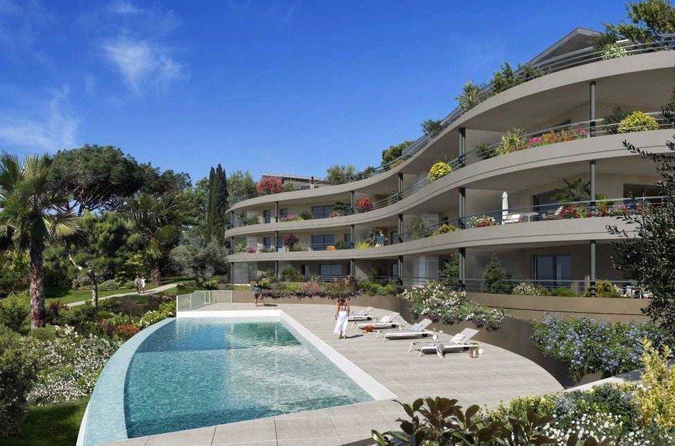 NICE - Prôvence-Alpes-Côte d'azur - vente appartement sur le toit avec vue mer
