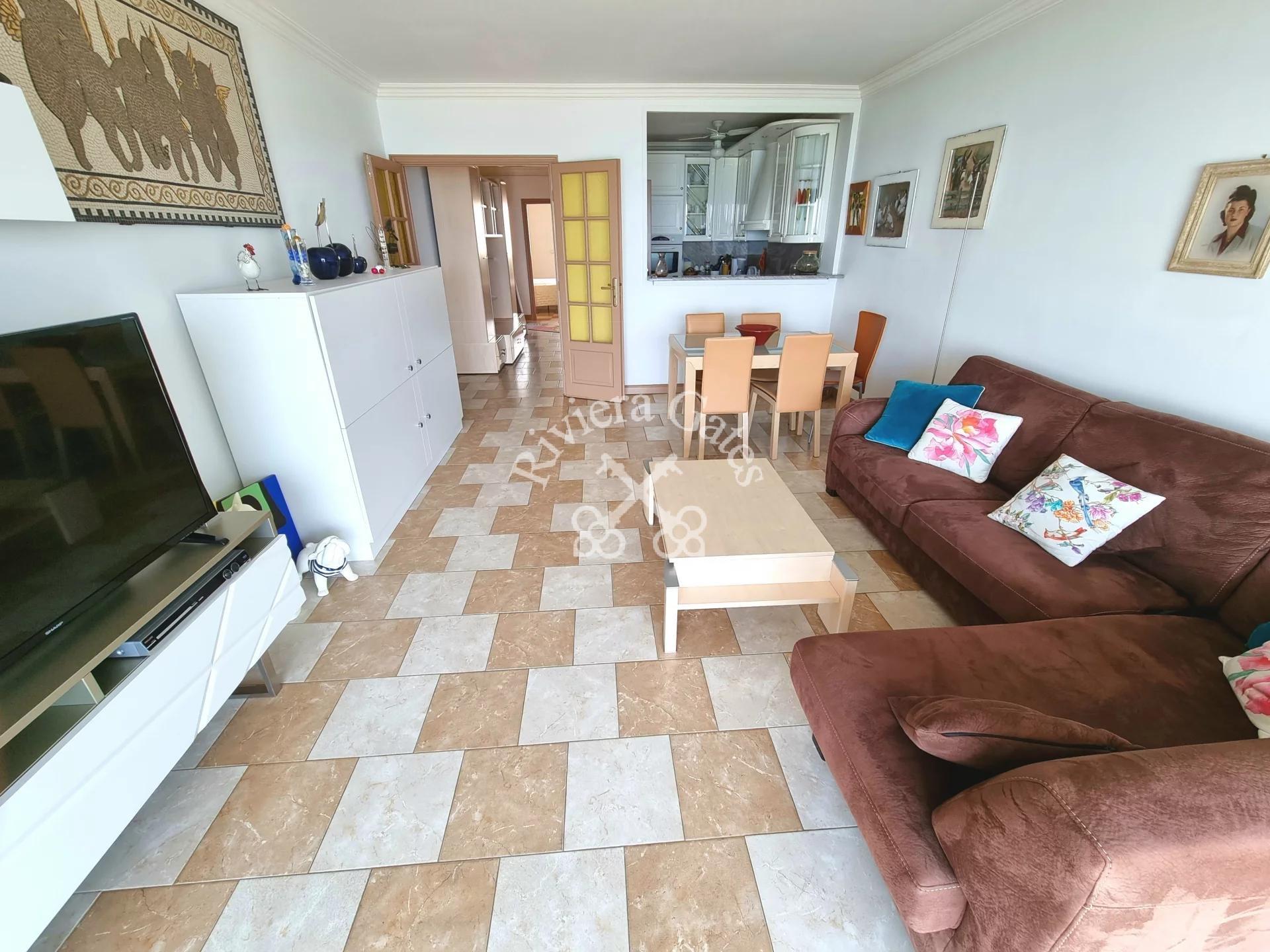 Seasonal rental Apartment - Cagnes-sur-Mer Cros de Cagnes