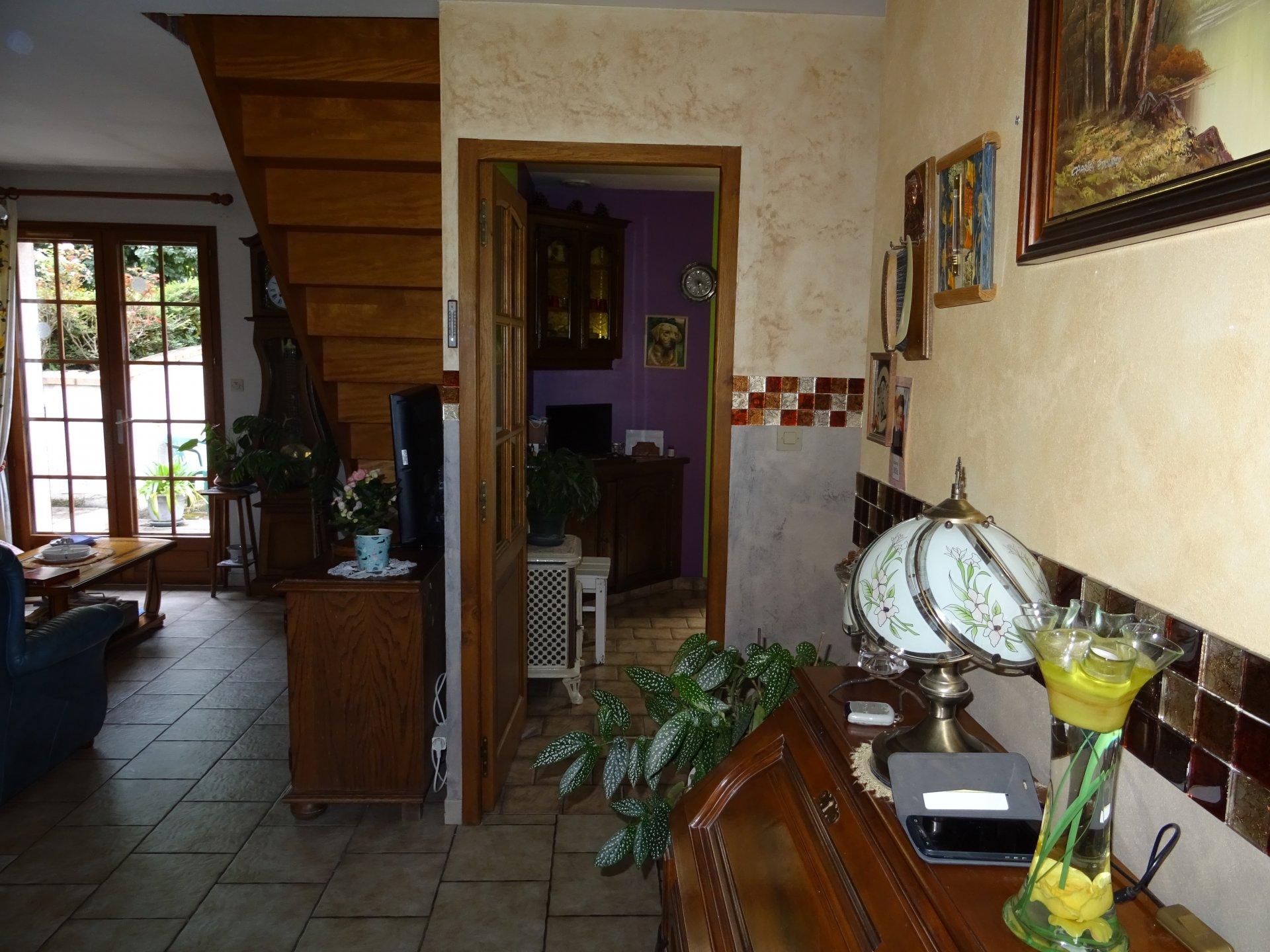 Maison de bourg - village vigneron
