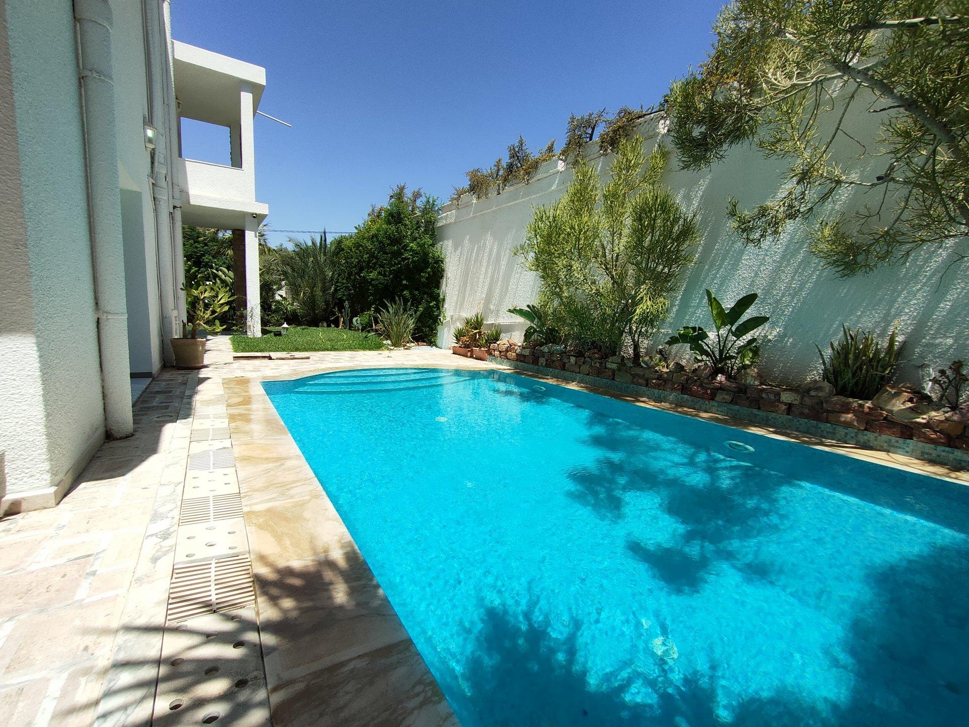 Sale Villa - Megrine - Tunisia