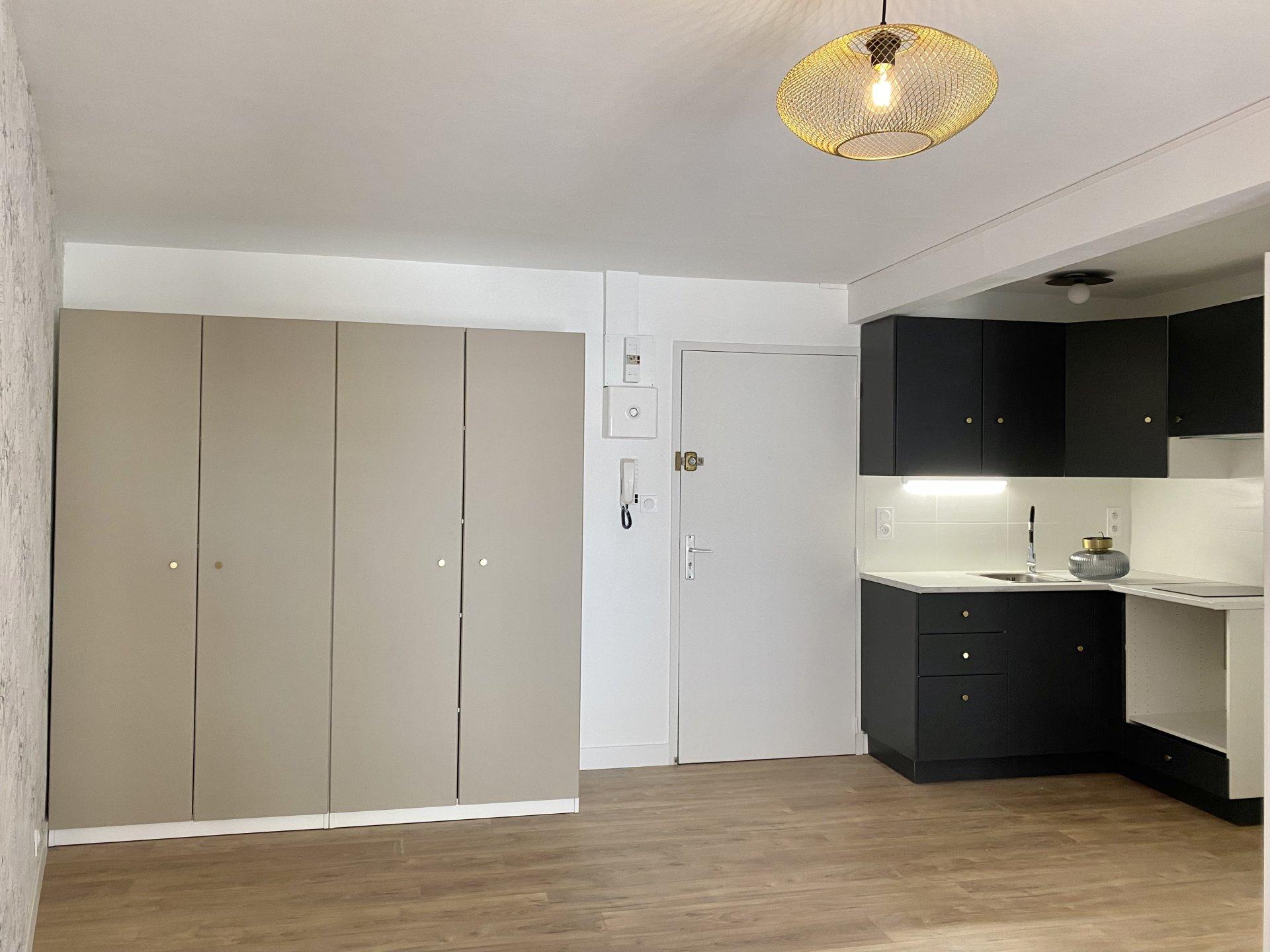 Appartement T2 - 36m2 - avec ascenseur (Saint Aubin)