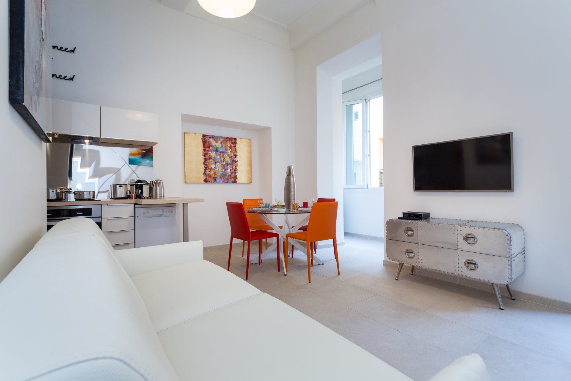 2 pièces avec mezzanine - Vieux Nice