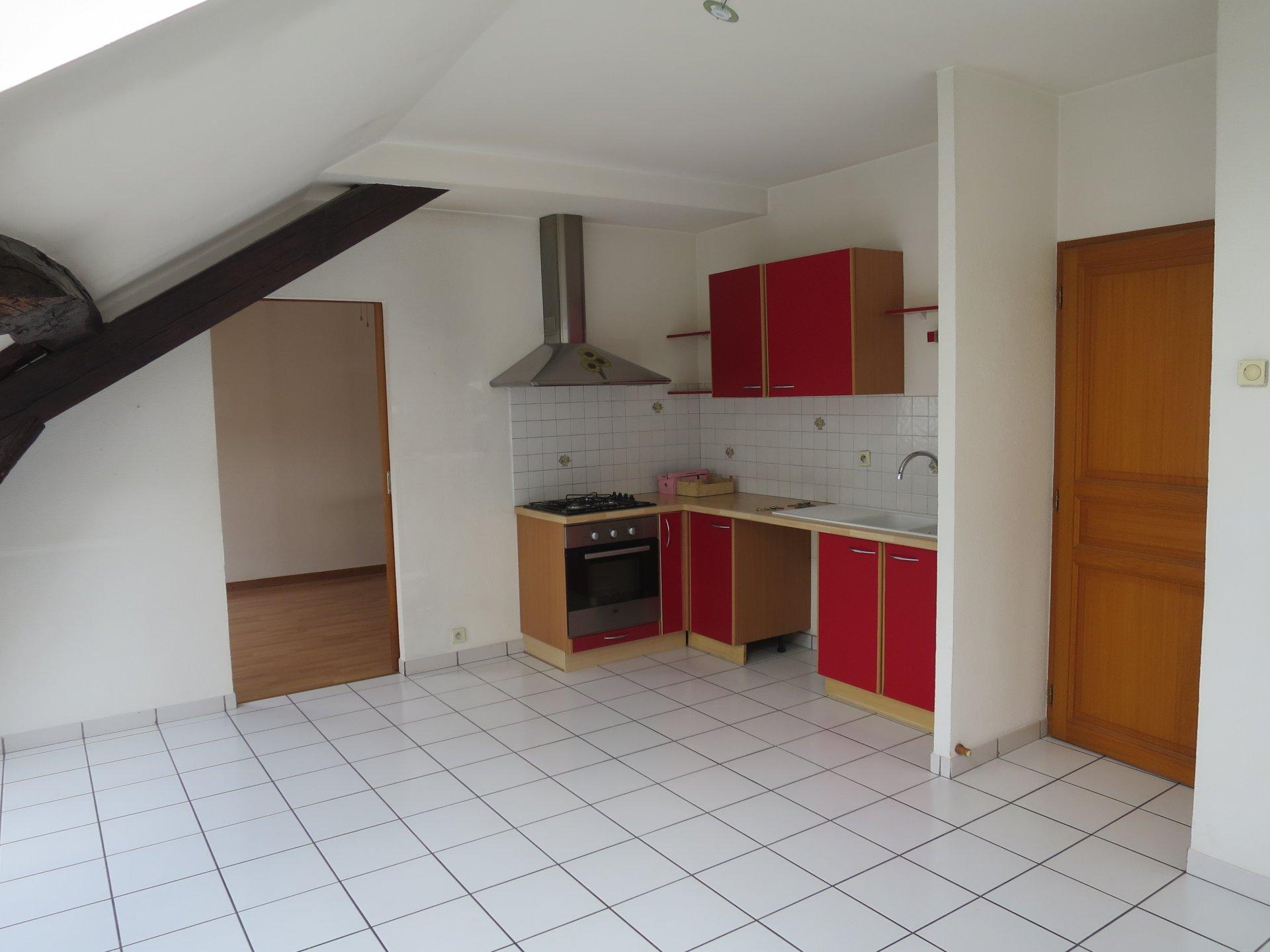 T3 - 55 m² sur place Mairie