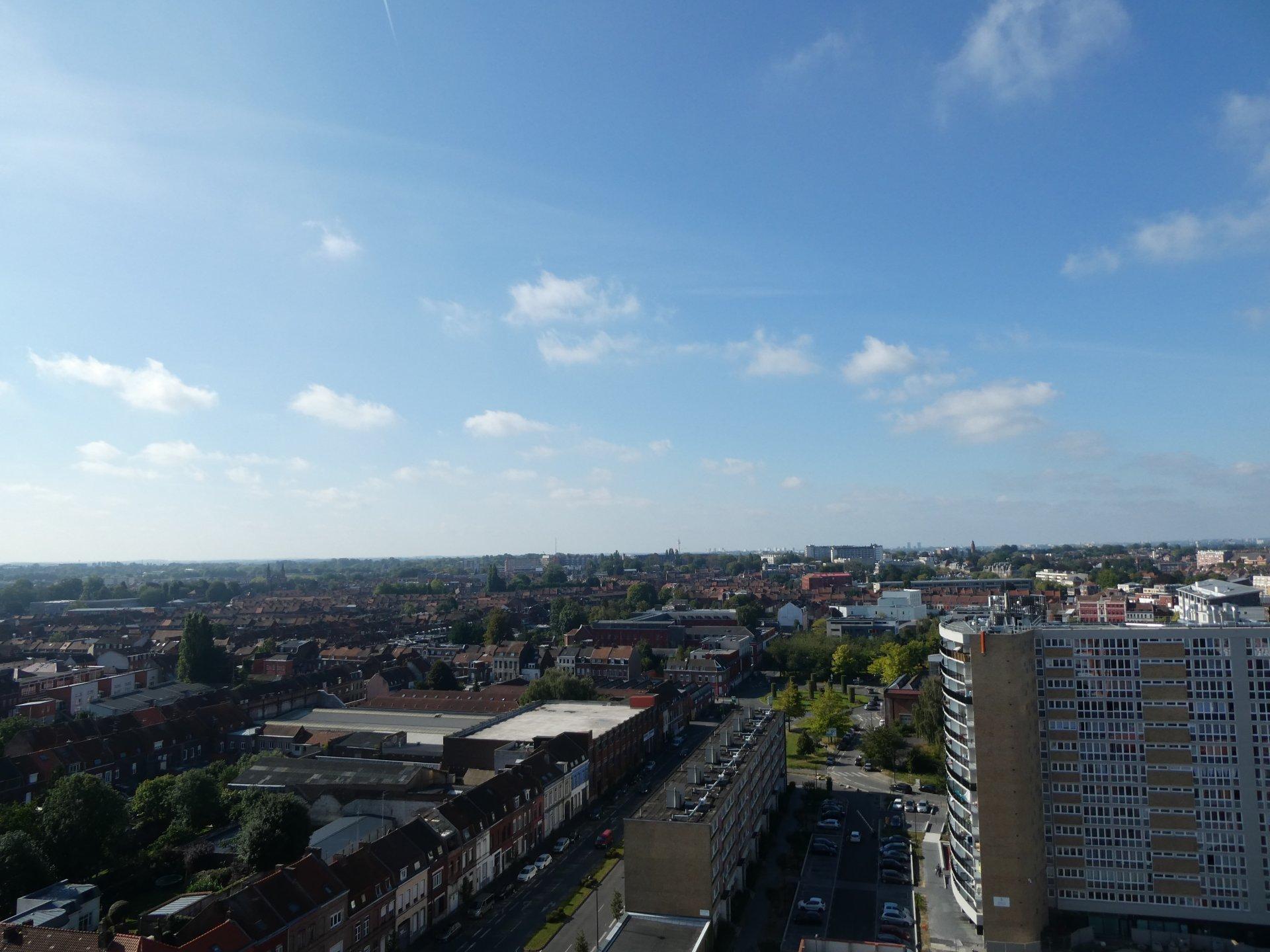 Roubaix CENTRE - T4 vue Panoramique