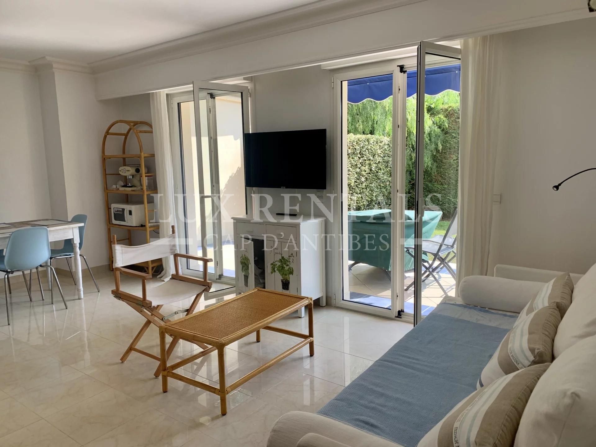 Appartement 2 pièces Cap d'Antibes