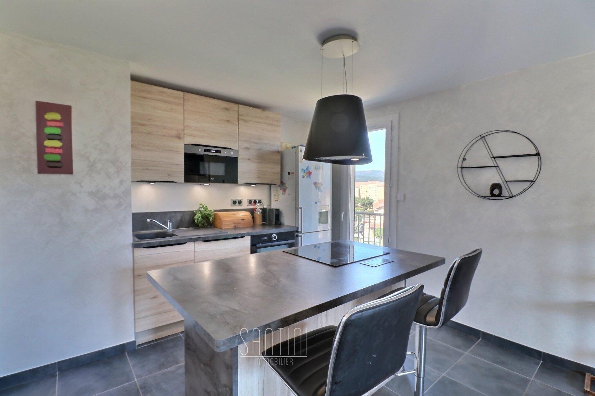 Appartement 3 pièces - Vittulo - Ajaccio