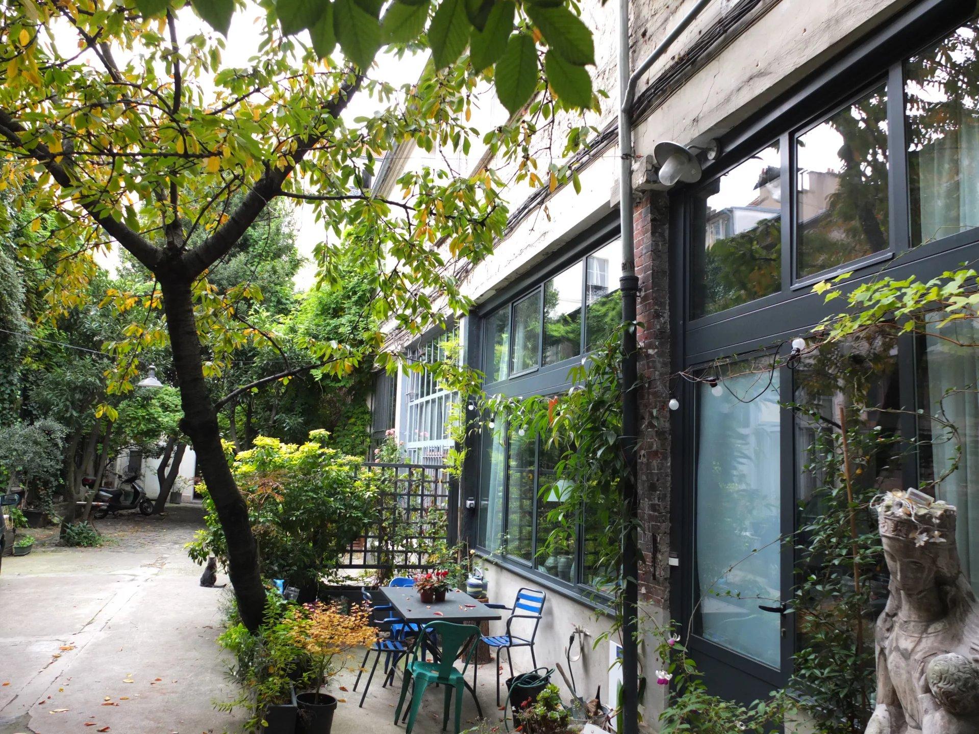 Affitto Ufficio - Paris 11ème
