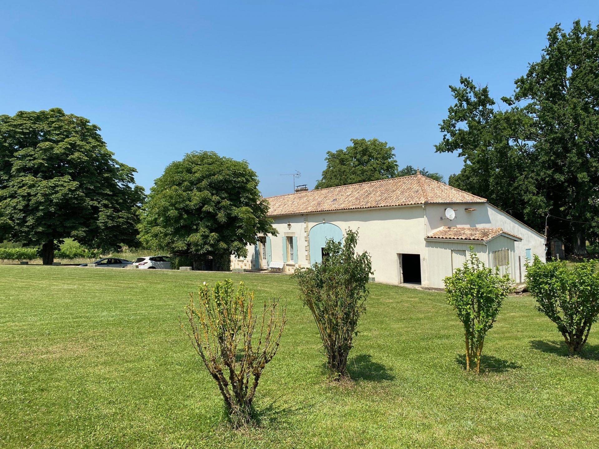Near Sauveterre de Guyenne