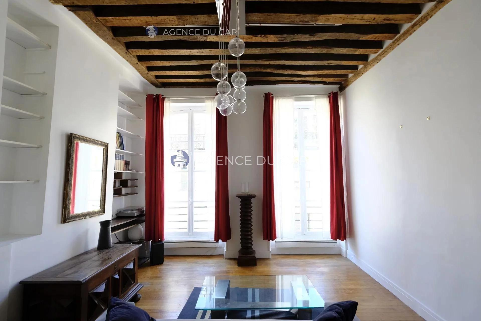 Sale Apartment - Paris 3rd (Paris 3ème)