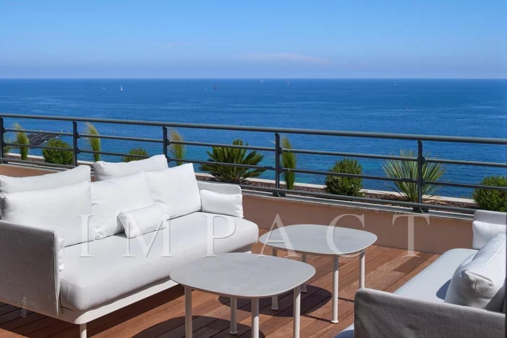Penthouse Sea view Cannes Californie