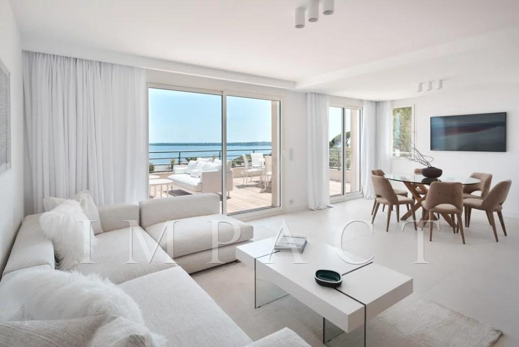 Appartement sea view renovated Cannes