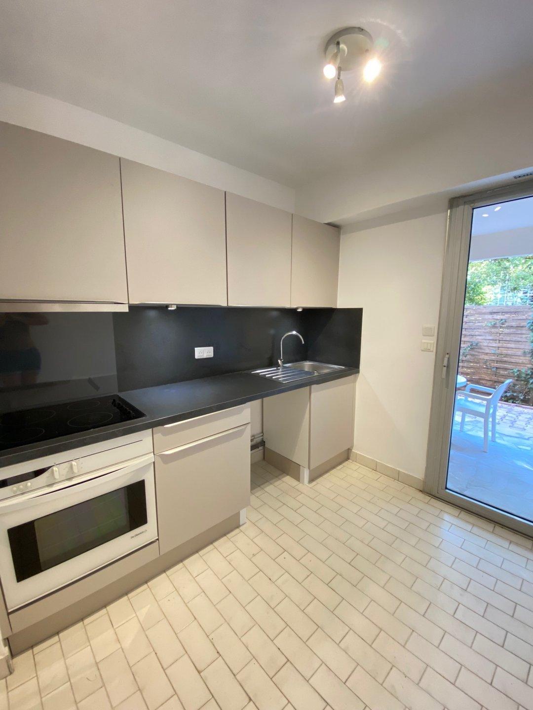 2P de  42.75 m² en RDJ -Le Cannet-