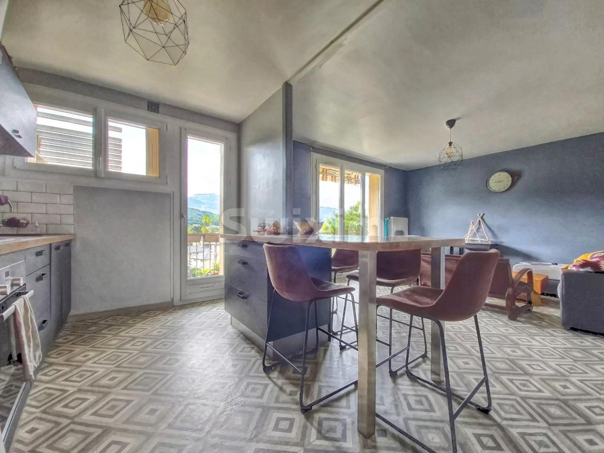 Appartement T3 Chambéry