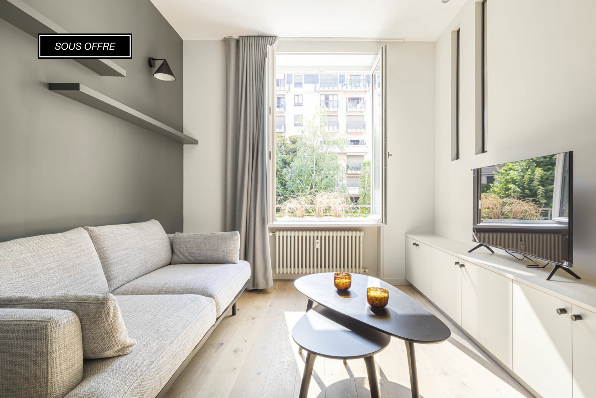 Sale Apartment - Lyon 7ème La Guillotière