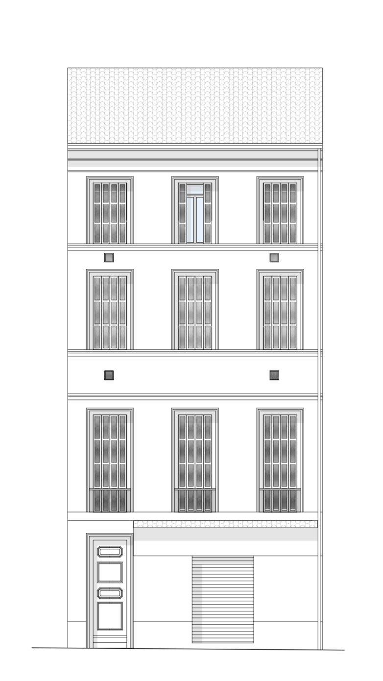 Sale Building - Aubagne