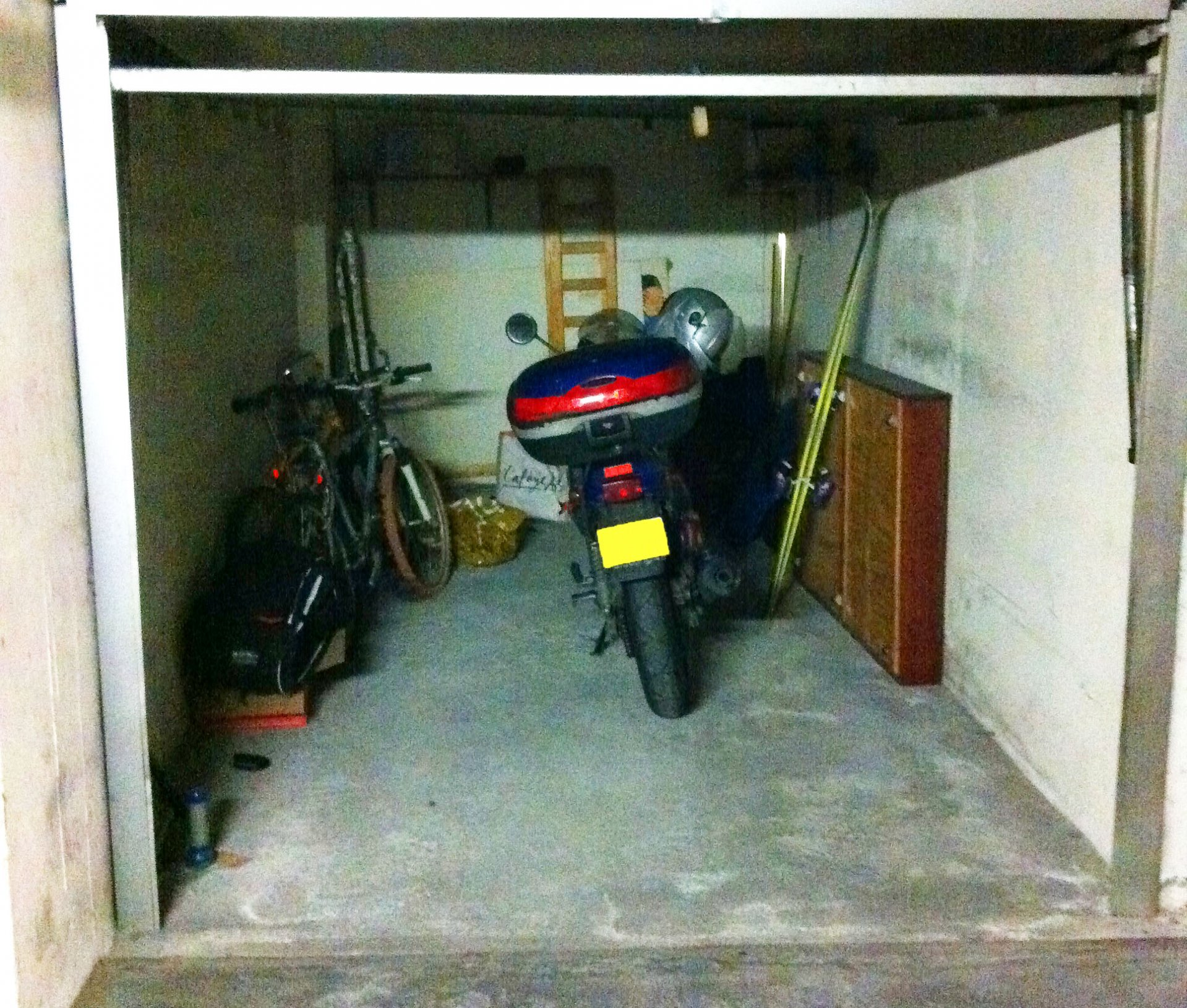 LIBERATION Garage 140 €