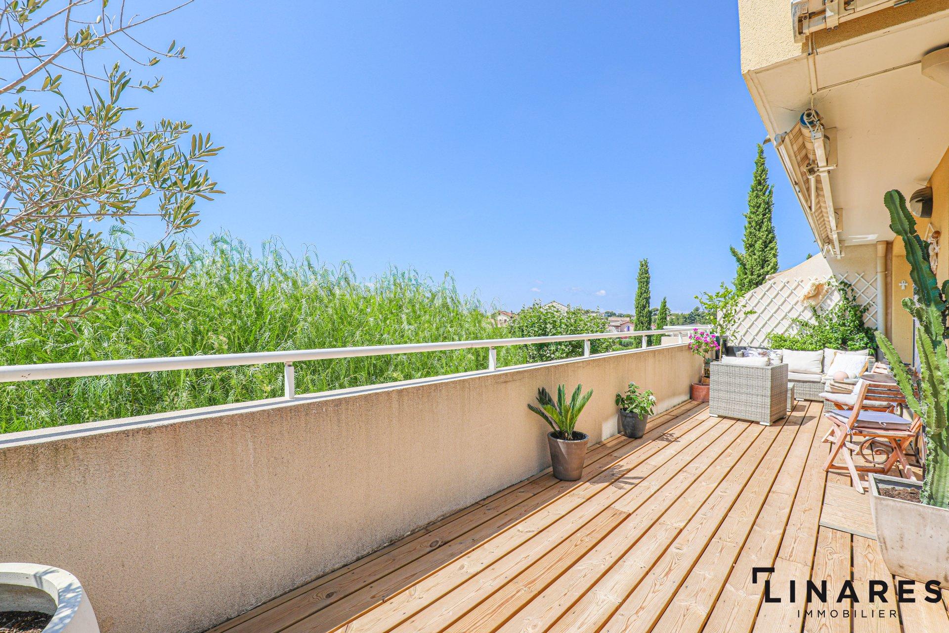 Vendita Appartamento - Marseille 12ème Les Trois-Lucs