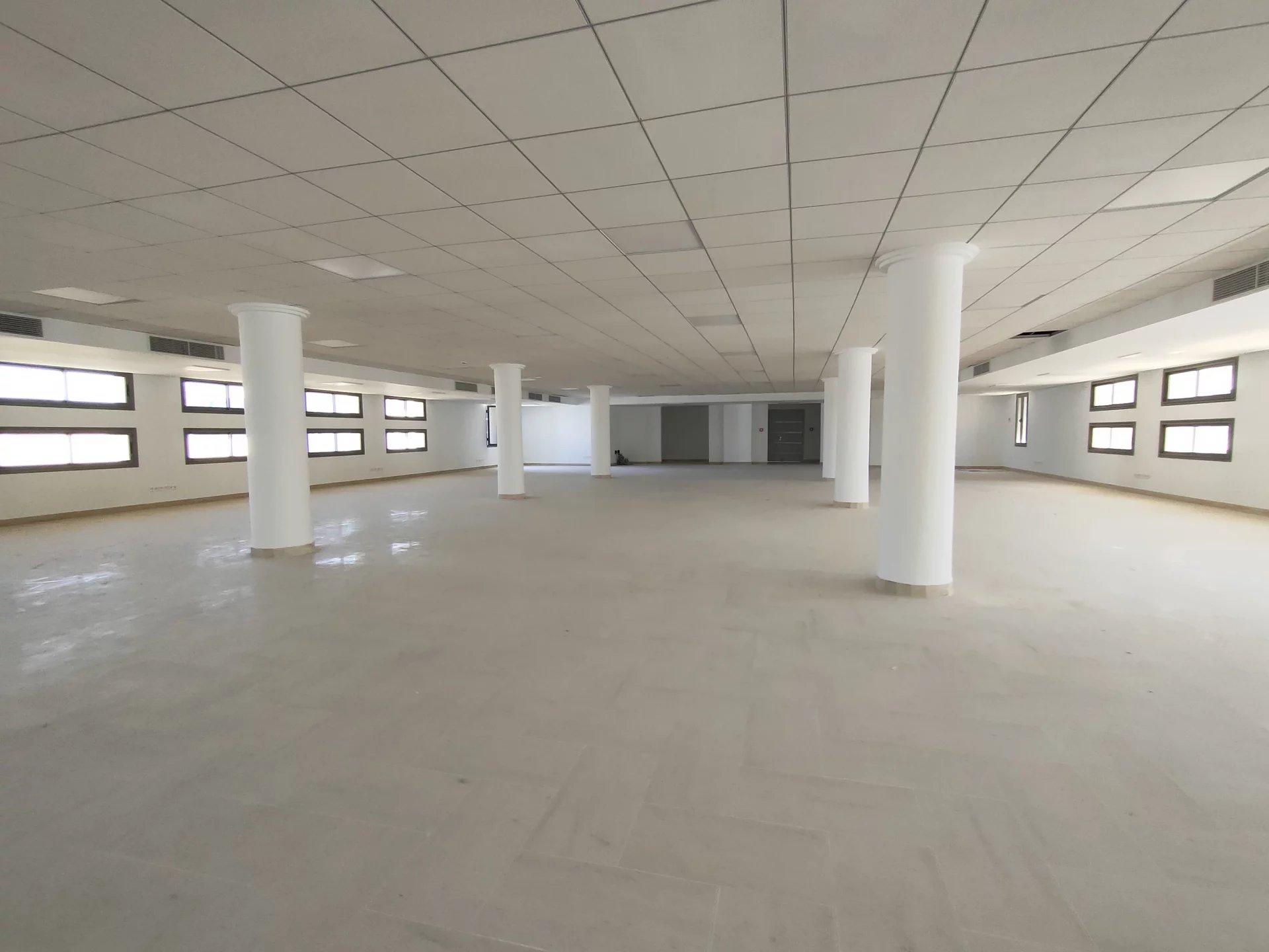 Open space de 700 m² au ZI kheireddine lac 3