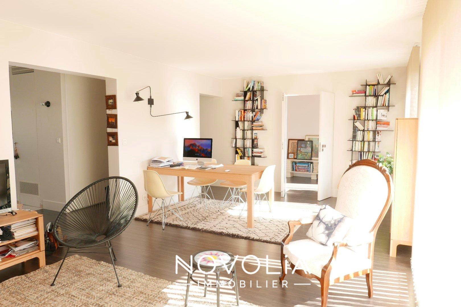 Achat Appartement Surface de 79.86 m²/ Total carrez : 79 m², 3 pièces, Lyon 7ème (69007)