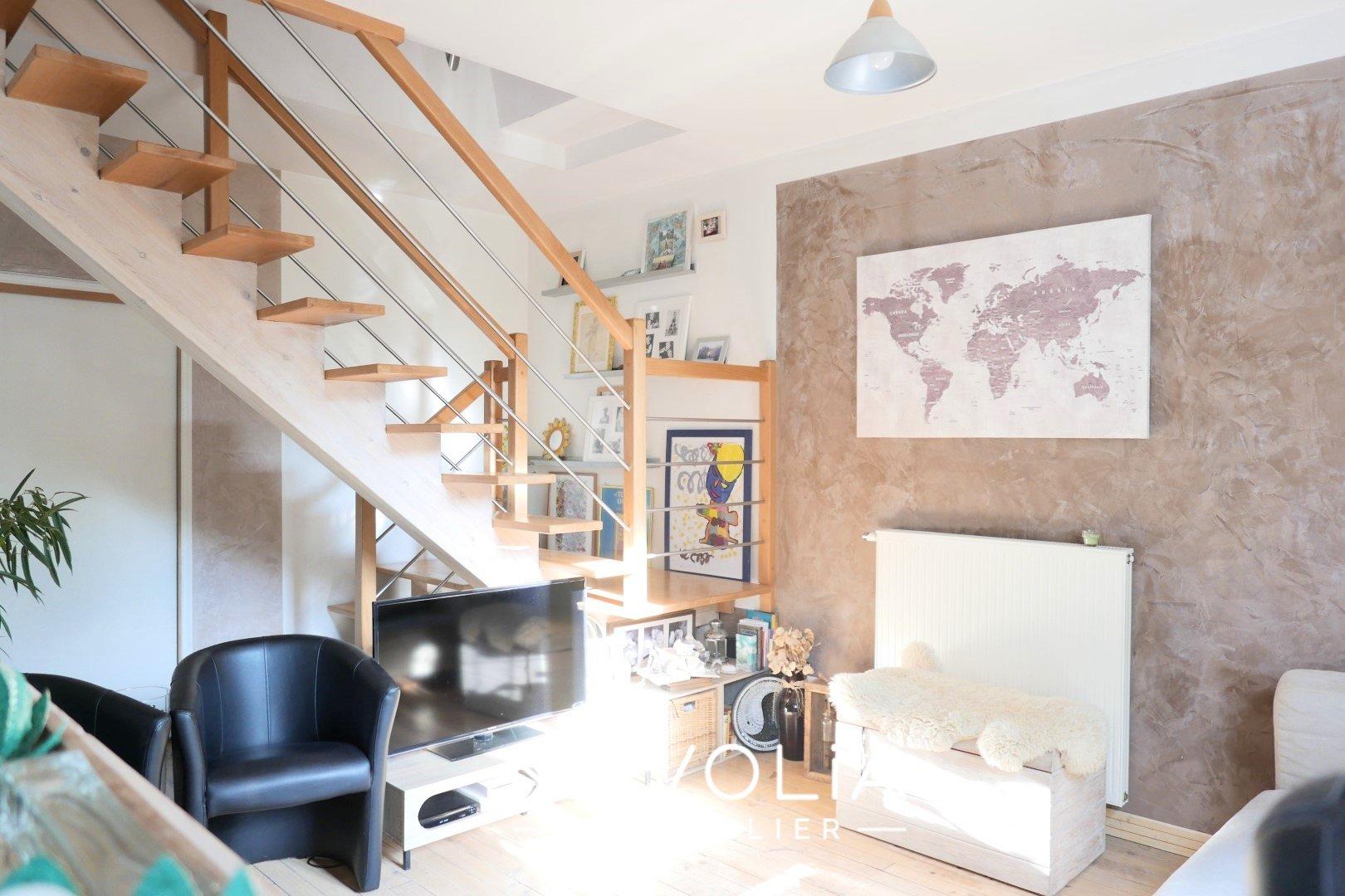 Achat Maison, Surface de 100 m²/ Total carrez : 100 m², 5 pièces, Vénissieux (69200)