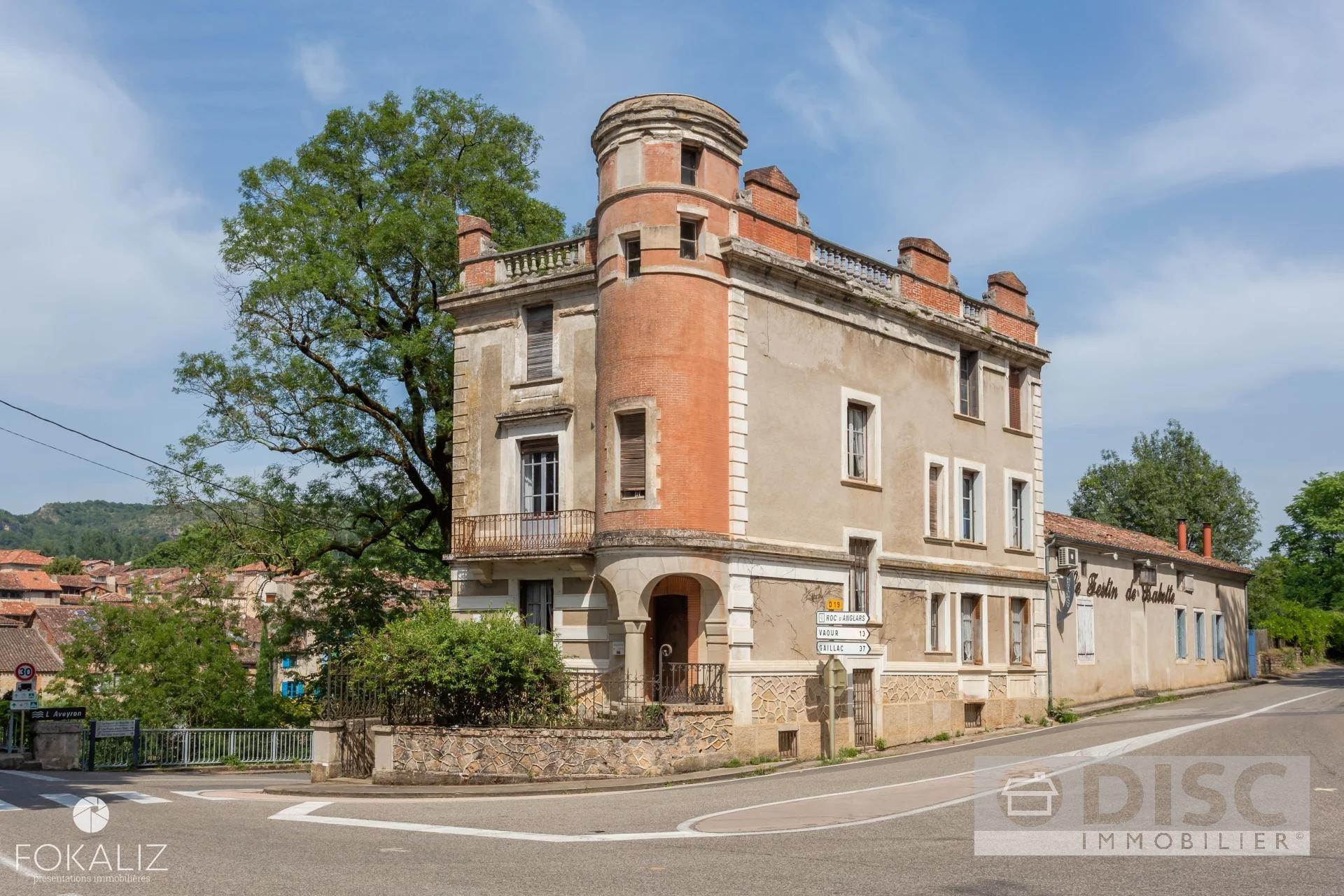 Emblematic Maison de Maitre.