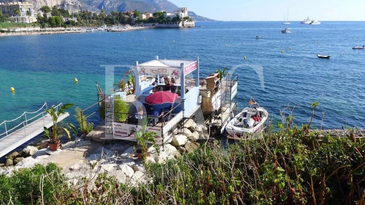 Saint-Jean-Cap-Ferrat, villa avec vue mer panoramique