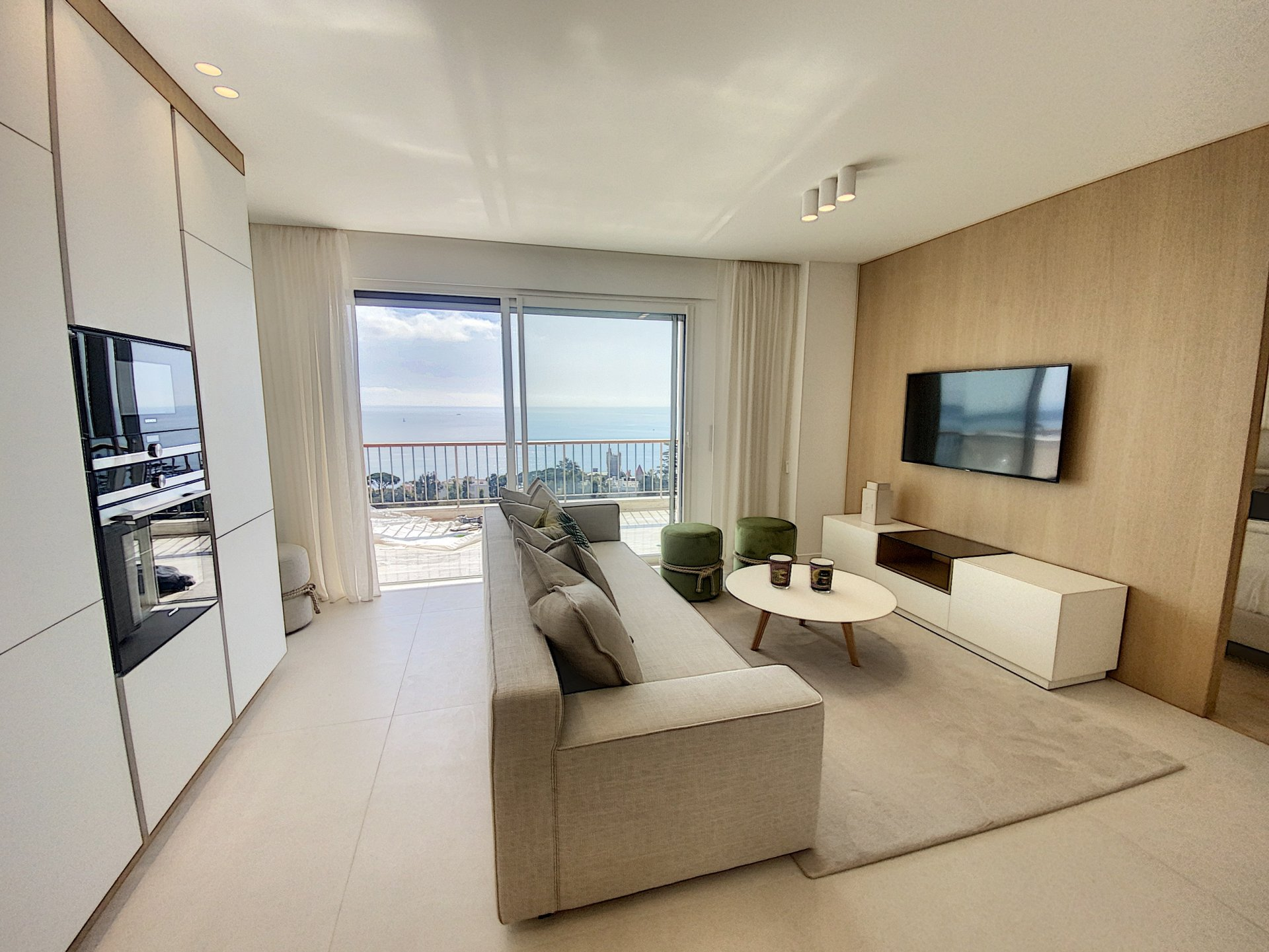 Cannes Californie 4P  92 m2 panoramic view