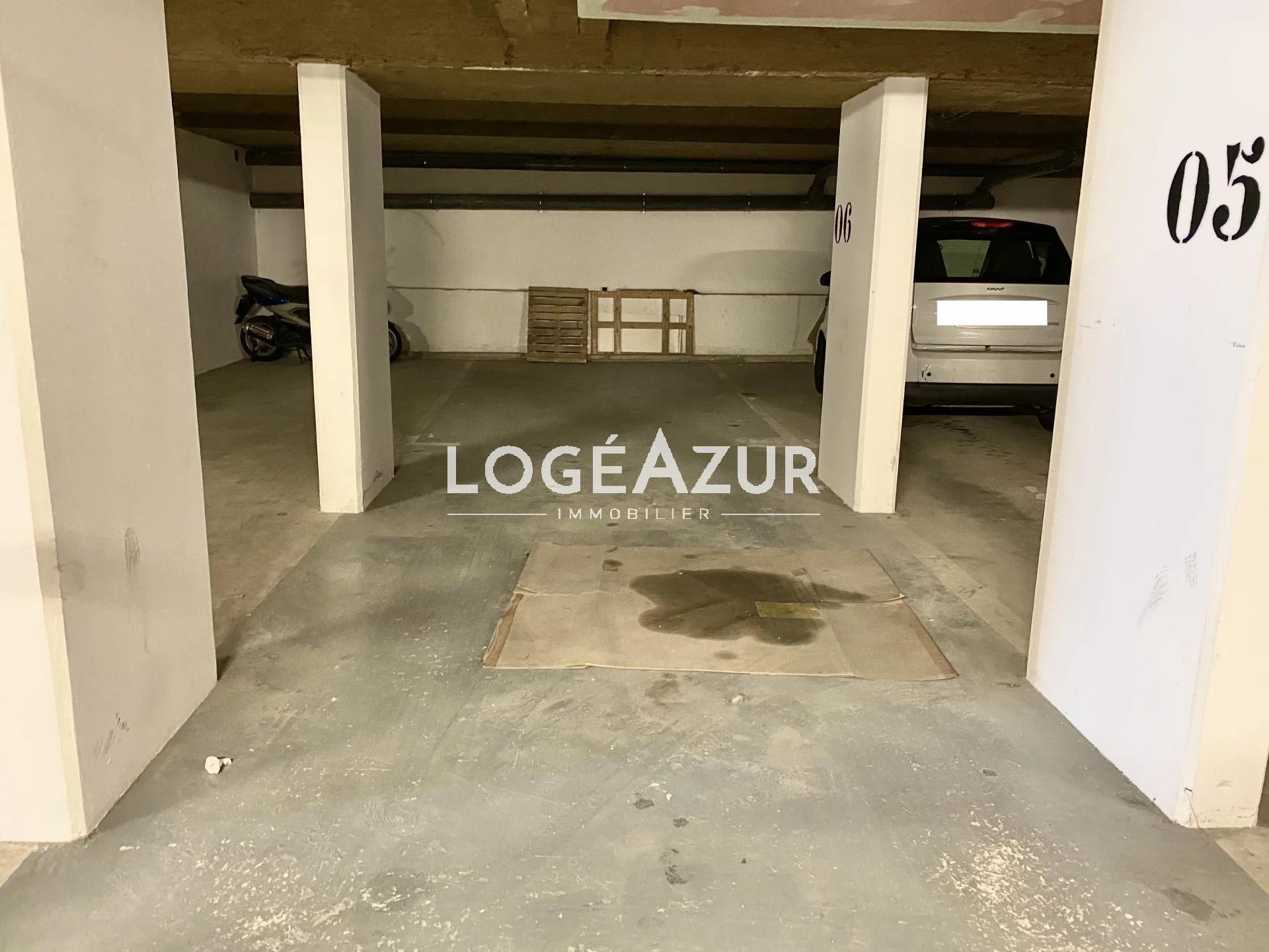 Vente Parking Golfe-Juan