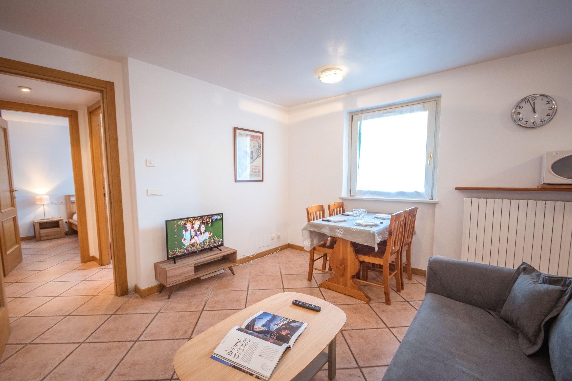 1 bedroom apartment, Chamonix-Mont-Blanc