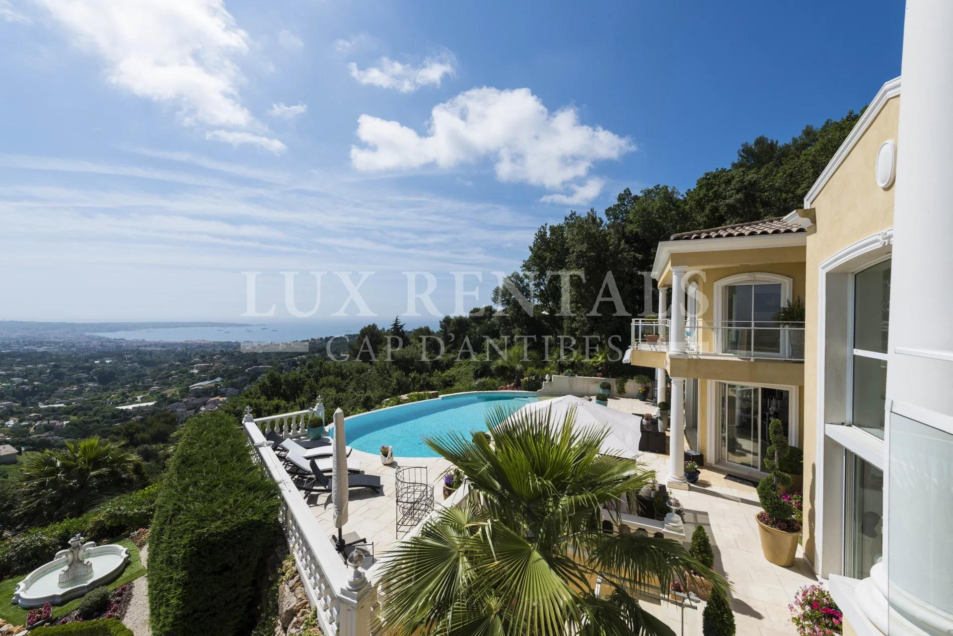 House 8 rooms Vallauris