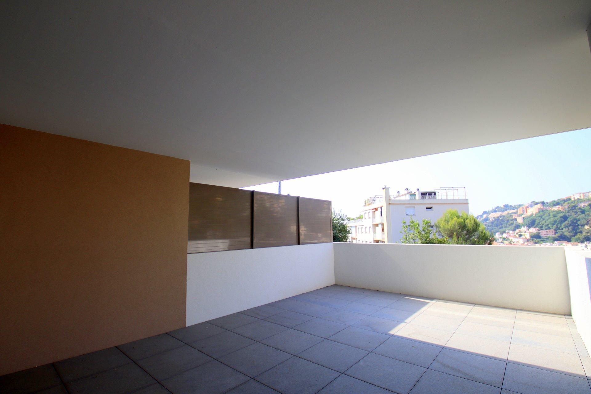 Nice St Sylvestre 3p neuf terrasse