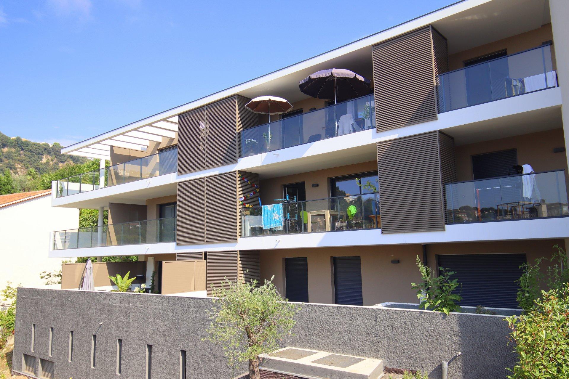Nice St Sylvestre immeuble neuf