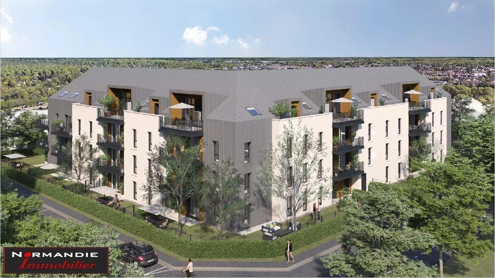 A vendre T4 NEUF Mont-St-Aignan