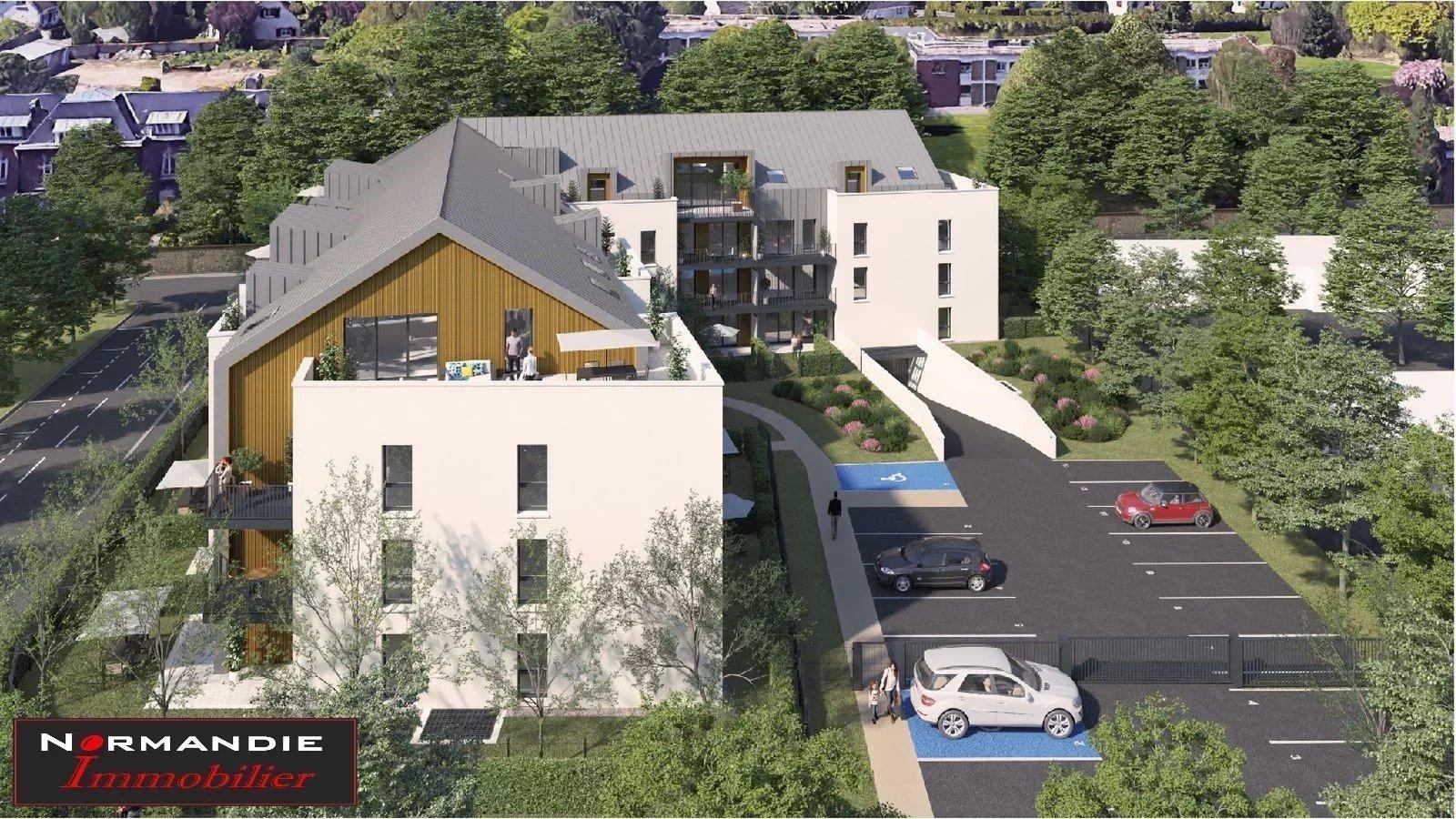 A vendre T3 NEUF Mont-St-Aignan
